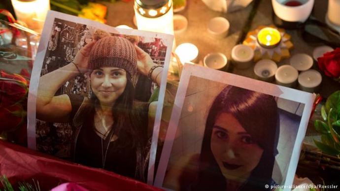 23 éves bátor török lányt gyászol egész Németország