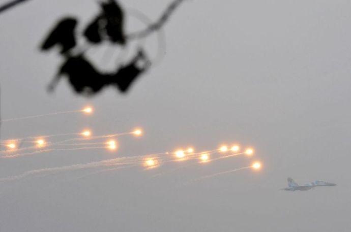 Lelőttek egy ukrán MiG 29-est a szakadárok