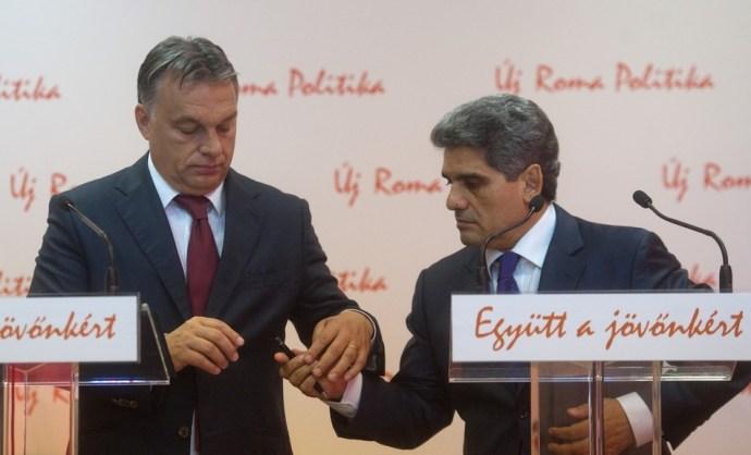 Pénzért szállítja a cigányokat szavazni a Fidesz