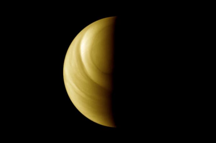 Megsúrolta a Vénusz légkörét a Venus Express
