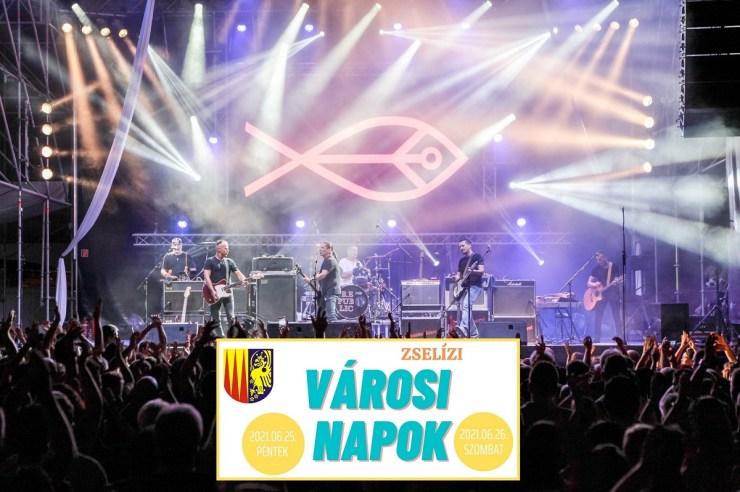 Republic koncert is lesz az idei Zselízi Városi Napokon