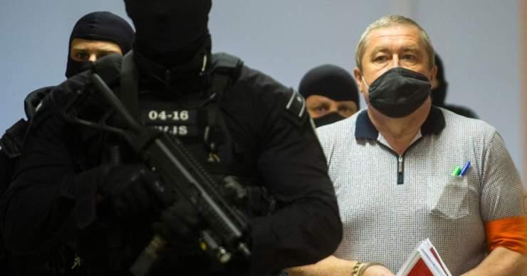Az ügyész 13 év büntetést javasol Dušan Kováčik számára