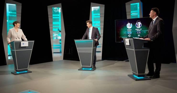 A rendkívül nagy érdeklődés ellenére az MTI nem tudósított a szerdai előválasztási vitáról
