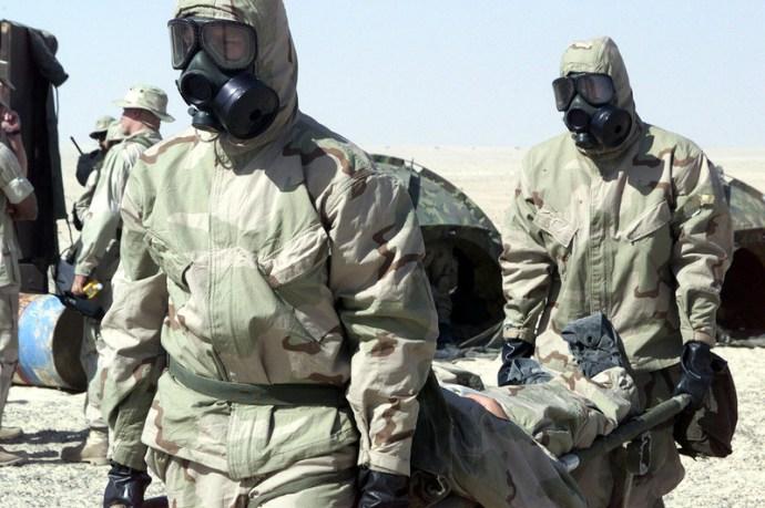 Iszlám Állam – Biológiai fegyvert fejlesztenek a terroristák