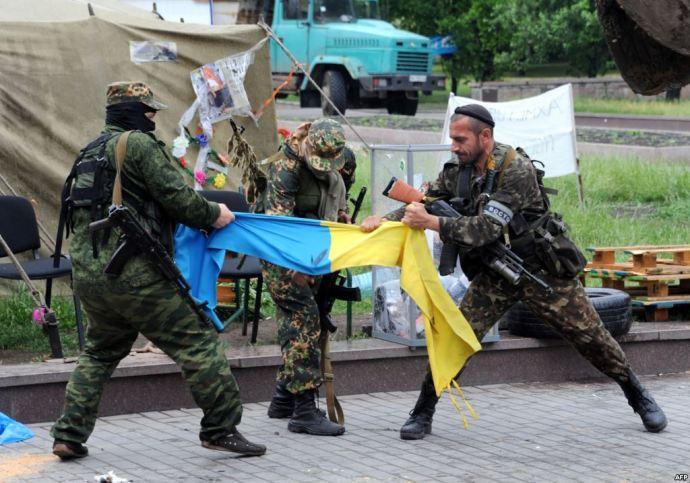 Ukrajna ezt a háborút elvesztette