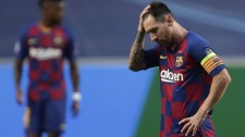 Akár 12 meccsről is eltilthatják Messit