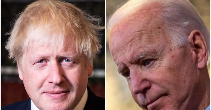 Ma egyeztet egymással Boris Johnon és Joe Biden