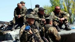 438 ukrán katona szökött át Oroszországba