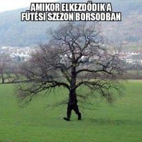 Amikor elkezdődik a fűtési szezon Borsodban...