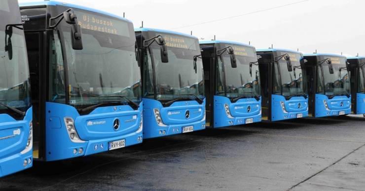 Korszerű buszokkal újulhat meg a fővárosi járműpark