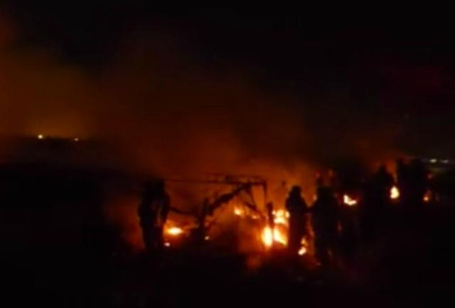 Utat próbáltak lezárni, gyújtogattak, és összecsaptak a rendőrökkel az ártatlan menekültek Calais-nál