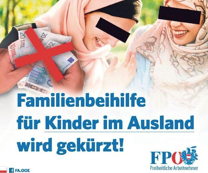 Jelentősen lefaragják az Ausztriában dolgozó külföldiek családi pótlékát