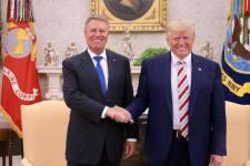 Make Romania Great Again: találkozott Johannis és Trump