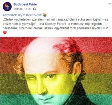 Nemzeti nagyságunk a homoszexuális lobbi célkeresztjében