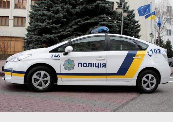 Lövésekkel állították meg a rendőrök a bedrogozott sofőrt Ukrajnában (Video)