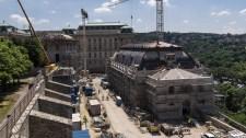 Újabb nagy építkezés kezdődik a Várban