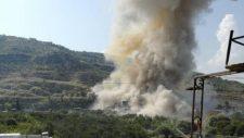 A Hezbollah lelőtt egy izraeli kémdrónt repülőgépet Libanon felett