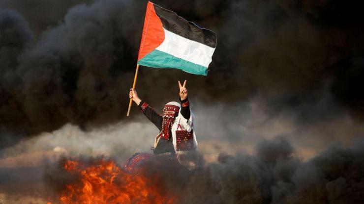 Dávid és Góliát – A palesztinok kivívják függetlenségüket a cionista Izraeltől?
