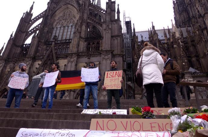Köln: csapdába estek a megerőszakoltak