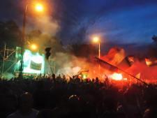 A Betyársereg és a szurkolók elérték a Keleti Pályaudvar kiürítését