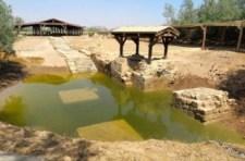 A világörökség részévé nyilvánították Jézus megkeresztelkedésének színhelyét