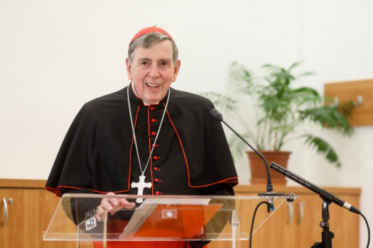 Magasságok és mélységek a katolikus–ortodox párbeszéd útján – Kurt Koch bíboros előadása