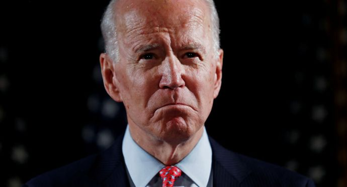 Biden azt hitte, az ország lakosságának kétharmadát már elvitte a koronavírus