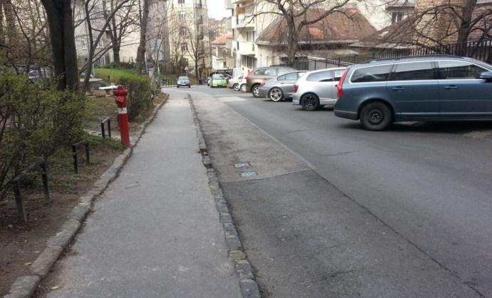 Összeverekedtek Budapesten a szűk járda miatt, egyikük meghalt