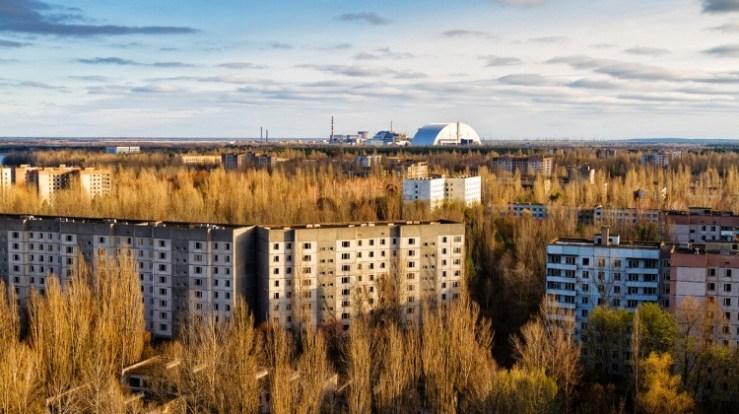 Nem egész havi 10 euróért lehet lakást bérelni Csernobilban