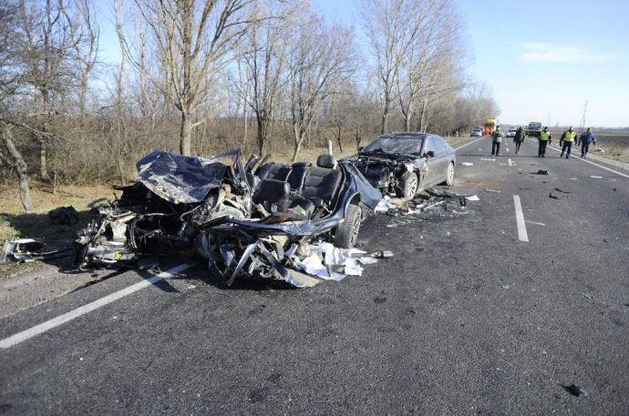 Ceglédi baleset: a rendőrség eljárást indított
