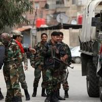 Szíria: Fegyverünk van bőven, élőerdőben fogyatkoznak a terroristák