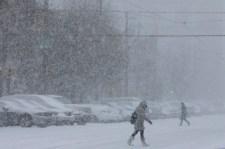 Újabb havazás és nagy hideg az Egyesült Államokban