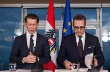 Osztrák kormánykoalíció: megrökönyödésre okot adó lépésre szánta rá magát Kurz