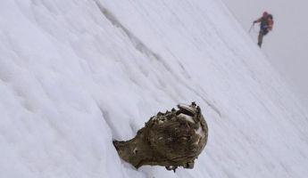 Mumifikálódott holttesteket találtak a hegycsúcson