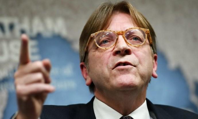Verhofstadt: Orbán ma már nem keresztény és nem is demokrata