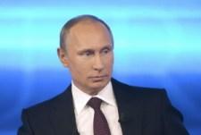 Putyin következményekkel fenyegette meg Kijevet a kelet-ukrajnai terrorellenes akció miatt