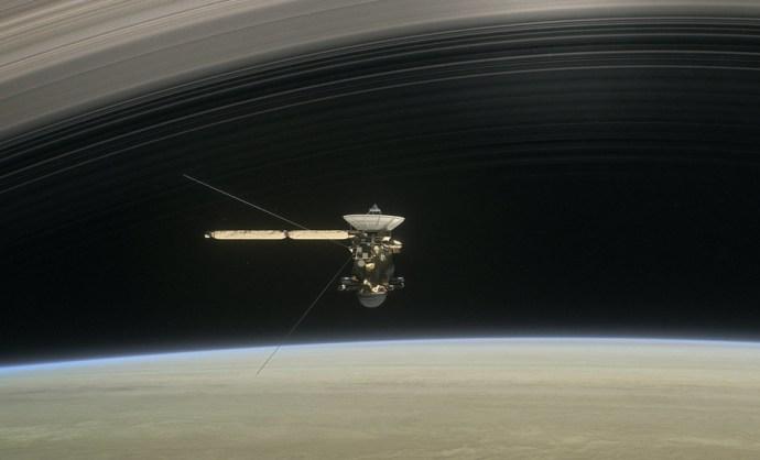 Itt a vége: megsemmisült a Cassini űrszonda