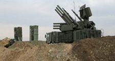 A Pantszir SZ-1 légvédelmi komplexumok száz százalékos pontossággal hárították el az amerikai csapásokat