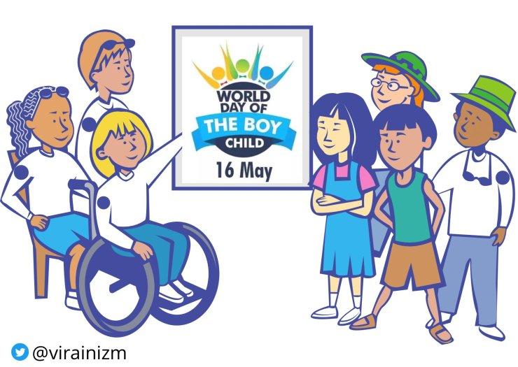 Ma van a Fiúgyermekek Világnapja