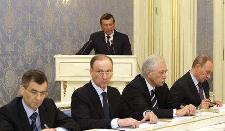 Július 22-én Putyin az Orosz Biztonsági Tanács ülését tartja SÜRGŐS!