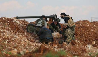 Ostrom alatt a szíriai lázadók utolsó erőssége