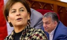 Varga-Damm Andrea: Orbán Viktor bebizonyíthatta volna, hogy képes ember lenni