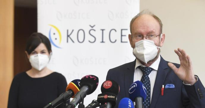 A kollektív immunitást vizsgálják Kelet-Szlovákiában