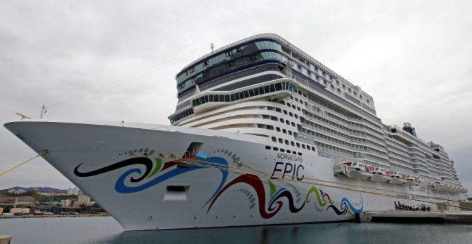 Egy tengerjáró hajóról esett a Földközi-tengerbe egy koreai turista