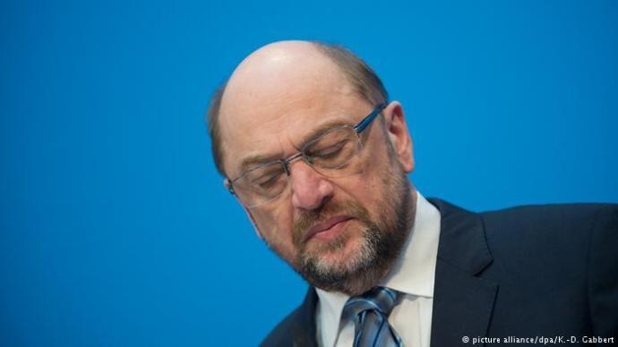 Ennyi volt: Martin Schulz bejelentette lemondását