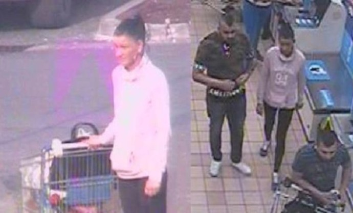 Egy győri társaság elfelejtett fizetni a boltban, a rendőrök szólnának nekik – felismeri őket?