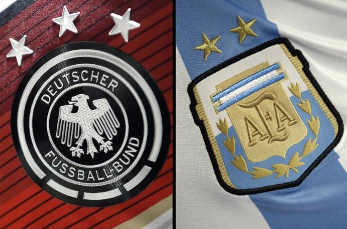 Németország–Argentína percről percre