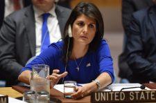 Váratlanul lemondott az Egyesült Államok ENSZ-nagykövete