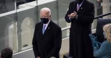 Emmanuel Macronnal egyeztetett telefonon Joe Biden amerikai elnök