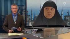 Merkel anyó ezt nagyon benézte: Berlinben tüntettek a cionista Izrael ellen a muzulmán arabok